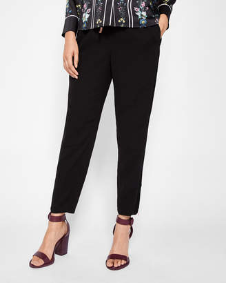 Ted Baker Panelled Pintuck Pants