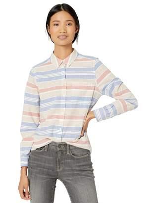 Goodthreads Washed Cotton Boyfriend Tunic Shirt