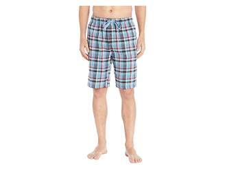 Tommy Bahama Plaid Flannel Jam Shorts