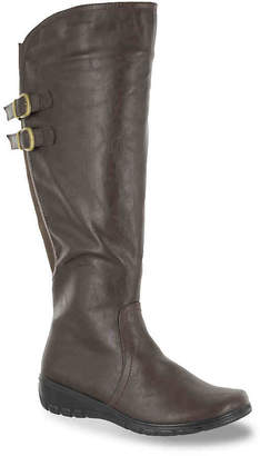 Easy Street Shoes Tess Plus Wide Calf Riding Boot - Women's