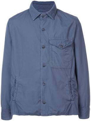 SAVE KHAKI UNITED boxy shirt jacket