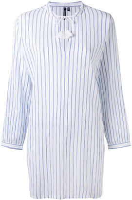 Woolrich striped shirt dress $124.71 thestylecure.com