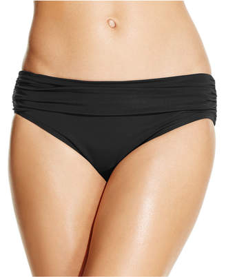 Kenneth Cole Banded Hipster Bikini Bottoms Women Swimsuit
