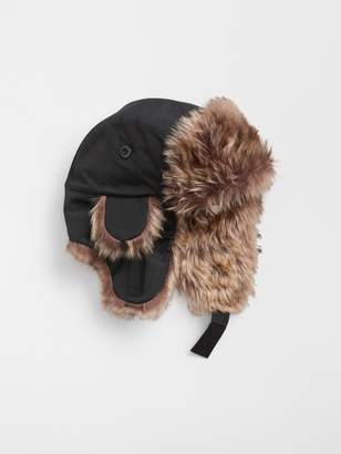 Gap Toddler Faux-Fur Trapper Hat