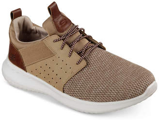 Skechers Men Delson - Camben Casual Walking Sneakers from Finish Line