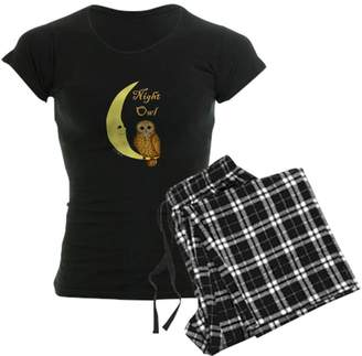 CafePress - Night Owl - Womens Pajama Set