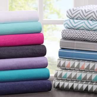 Comfort Classics Cotton Blend Jersey Knit Sheet Set