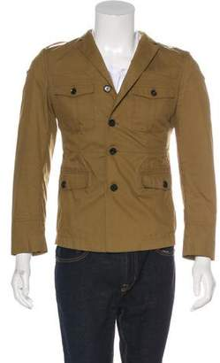 Burberry Woven Safari Jacket