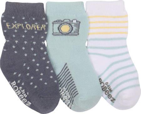Explorer Baby Sock 3 Pack (9 Pairs) (Infant/Toddler Boys')