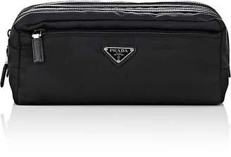 Prada Men's Two-Compartment Dopp Kit