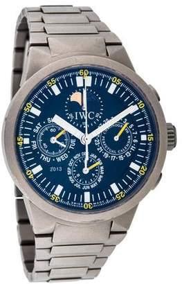 IWC GST Perpetual Calendar Watch
