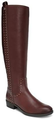 5e621820e03 Sam Edelman Women s Prina Round Toe Tall Leather Boots