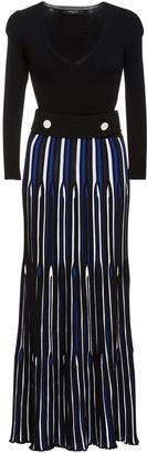Derek Lam Belted Long Sleeve Dress $2,490 thestylecure.com