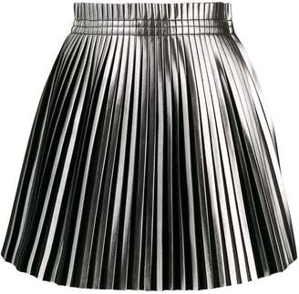 MM6 MAISON MARGIELA pleated short skirt