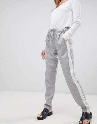 B.young Side Stripe Pants