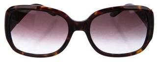 Max Mara Gradient Tortoiseshell Sunglasses