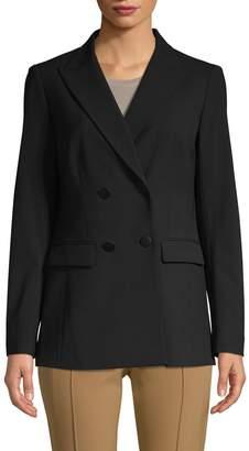 Lafayette 148 New York Renee Stretch Wool Jacket