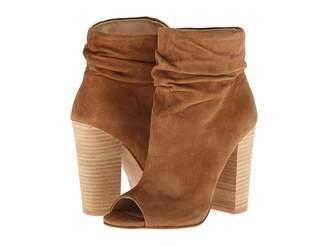 Kristin Cavallari Laurel Peep Toe Bootie Women's Dress Pull-on Boots