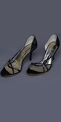 Black Stilettos by Libertas