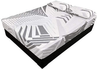 Zedbed Zyber Visco-Latex Mattress in a Box