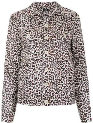Àlg animal print jacket