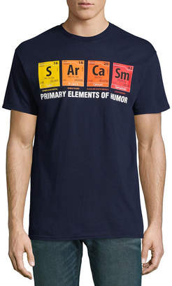 NOVELTY PROMOTIONAL Elements of Humor Graphic Tee