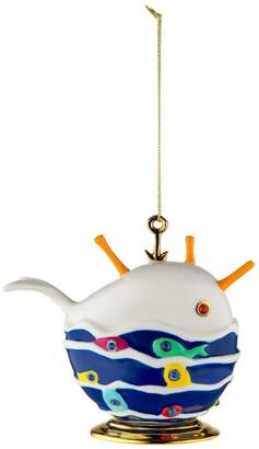 Alessi The Good Whale Decoration