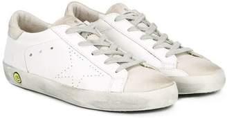 Golden Goose Kids Superstar sneakers