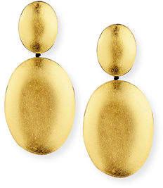 Viktoria Hayman Double-Drop Mother-of-Pearl Earrings