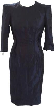 Roksanda Ilincic Navy Dress for Women
