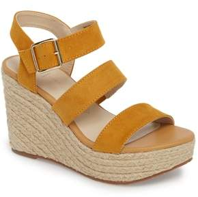 BC Footwear Snack Bar Espadrille Wedge Sandal