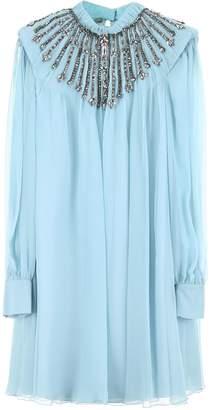 Alberta Ferretti Dress With Crystals