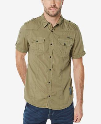 Buffalo David Bitton Men's Utility Shirt
