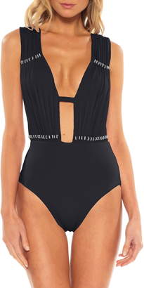 Becca Reconnect One-Piece Swimsuit