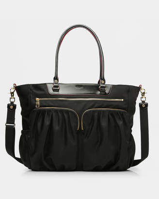 MZ Wallace Black Large Abbey Tote