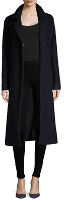 Lela Wool Tall Top Coat $495 thestylecure.com