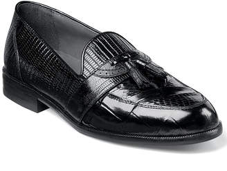 Stacy Adams Santana Printed Tassel Loafers Men Shoes