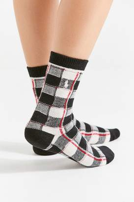Polo Ralph Lauren Plaid Wool Sock