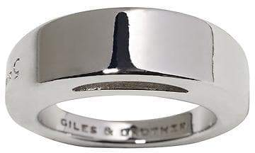 Banana Republic  Giles & Brother Polished Stirrup Ring