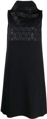 Pierantonio Gaspari Pierantoniogaspari geometric patterned dress