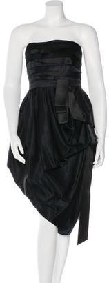 Rachel Roy Strapless Mini Dress $95 thestylecure.com