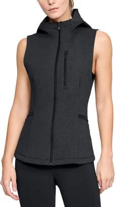Under Armour Women's Misty Copeland Signature Spacer Full Zip Vest