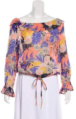 Sanctuary Leila Printed Top
