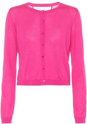 RED Valentino Cashmere and silk cardigan