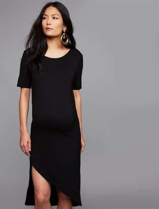 BB Dakota Low Back Maternity Dress
