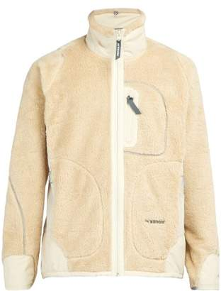 LOFT And Wander - High Polar Fleece Jacket - Mens - Cream