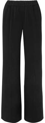 Elizabeth and James Jones Stretch-cady Wide-leg Pants - Black