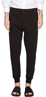 Bassike Classic Slim Tapered Trackpant