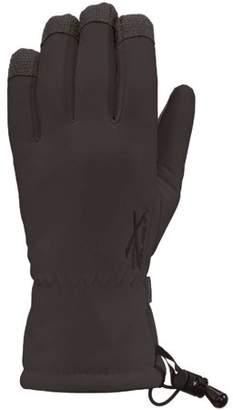 Seirus HWS Workman Xtreme Mens Glove Gauntlet Kevlar, Black