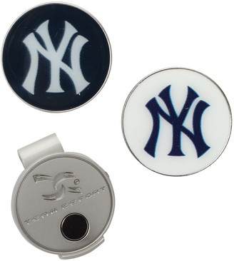 New York Yankees Unbranded Hat Clip & Ball Markers Set